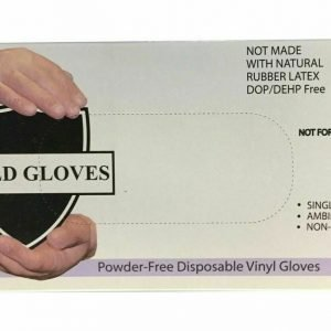Vinyl Disposable Gloves Powder Free
