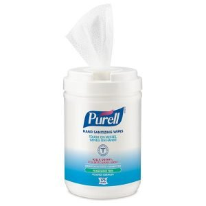 Purell Hand Sanitizer Wipes