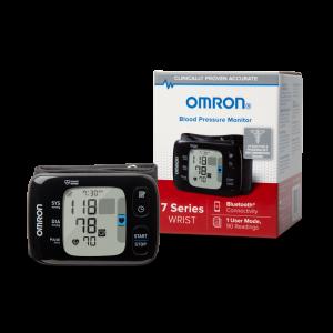 7 Series® Wireless Wrist Blood Pressure Monitor
