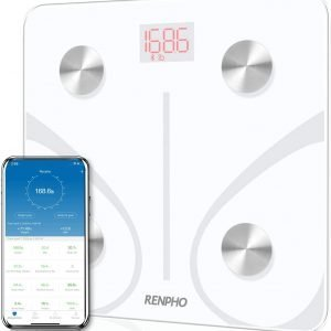 Bluetooth Body Fat Scale Smart BMI Scale