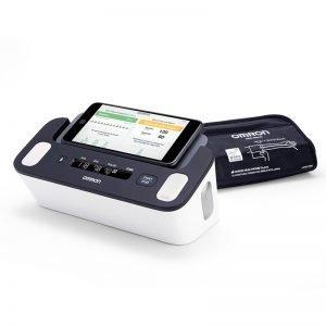 Complete™ Wireless Upper Arm Blood Pressure Monitor + EKG