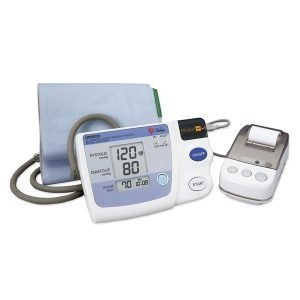 Upper Arm Blood Pressure Monitor with Printer